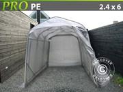 Portable Garage PRO 2.4x6.0x2.4 m