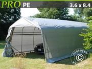 Portable Garage PRO 3.6x8.4x2.7 m