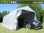 Portable Garage PRO 3, 6x8, 4x2, 7 PVC